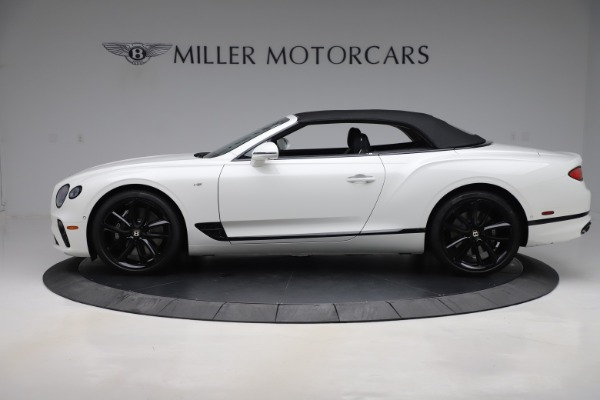 Used 2020 Bentley Continental GTC V8 for sale $277,915 at Rolls-Royce Motor Cars Greenwich in Greenwich CT 06830 10