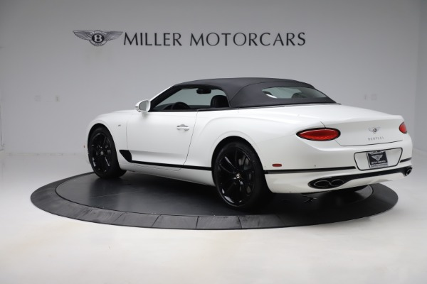 Used 2020 Bentley Continental GTC V8 for sale $277,915 at Rolls-Royce Motor Cars Greenwich in Greenwich CT 06830 11