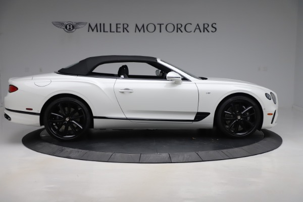 Used 2020 Bentley Continental GTC V8 for sale $277,915 at Rolls-Royce Motor Cars Greenwich in Greenwich CT 06830 13