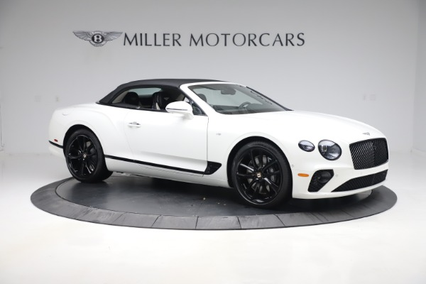 Used 2020 Bentley Continental GTC V8 for sale $277,915 at Rolls-Royce Motor Cars Greenwich in Greenwich CT 06830 14