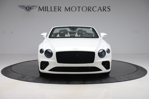 Used 2020 Bentley Continental GTC V8 for sale $277,915 at Rolls-Royce Motor Cars Greenwich in Greenwich CT 06830 15