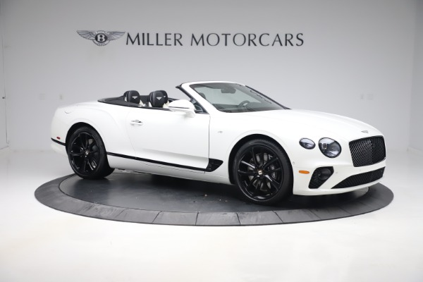 Used 2020 Bentley Continental GTC V8 for sale $277,915 at Rolls-Royce Motor Cars Greenwich in Greenwich CT 06830 18