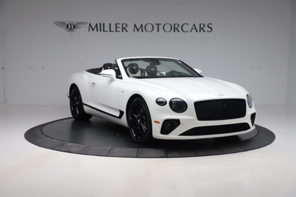 Used 2020 Bentley Continental GTC V8 for sale $277,915 at Rolls-Royce Motor Cars Greenwich in Greenwich CT 06830 19