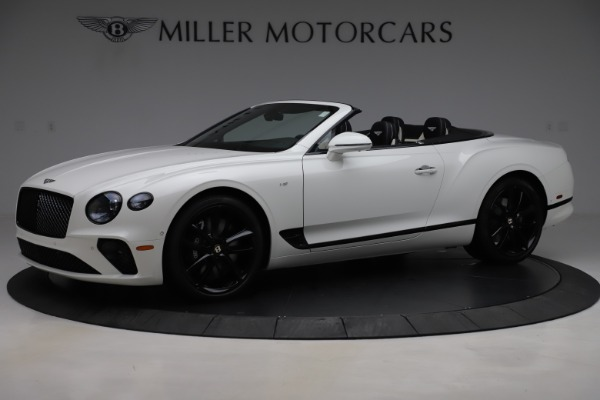 Used 2020 Bentley Continental GTC V8 for sale $277,915 at Rolls-Royce Motor Cars Greenwich in Greenwich CT 06830 2