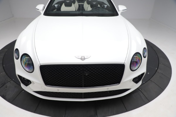 Used 2020 Bentley Continental GTC V8 for sale $277,915 at Rolls-Royce Motor Cars Greenwich in Greenwich CT 06830 20