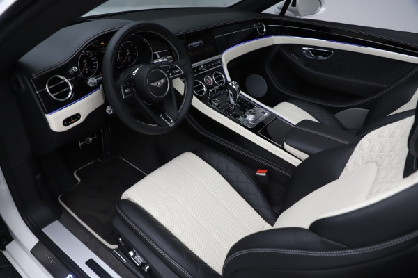 Used 2020 Bentley Continental GTC V8 for sale $277,915 at Rolls-Royce Motor Cars Greenwich in Greenwich CT 06830 26