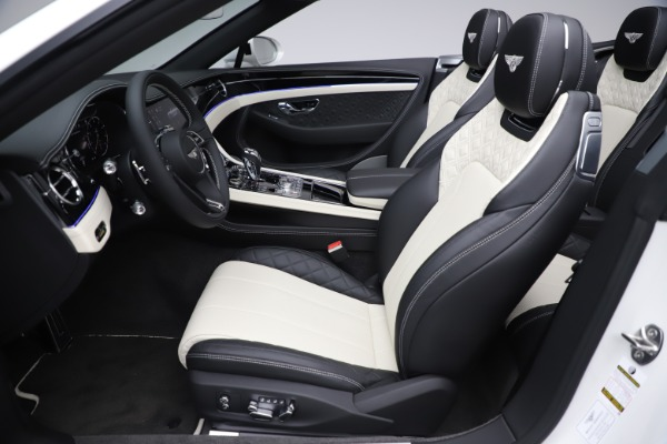 Used 2020 Bentley Continental GTC V8 for sale $277,915 at Rolls-Royce Motor Cars Greenwich in Greenwich CT 06830 27
