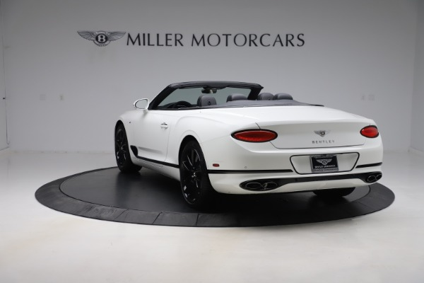 Used 2020 Bentley Continental GTC V8 for sale $277,915 at Rolls-Royce Motor Cars Greenwich in Greenwich CT 06830 4