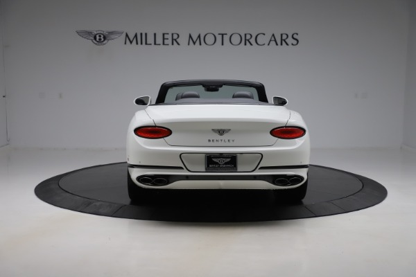 Used 2020 Bentley Continental GTC V8 for sale $277,915 at Rolls-Royce Motor Cars Greenwich in Greenwich CT 06830 5