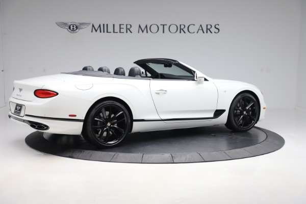 Used 2020 Bentley Continental GTC V8 for sale $277,915 at Rolls-Royce Motor Cars Greenwich in Greenwich CT 06830 7