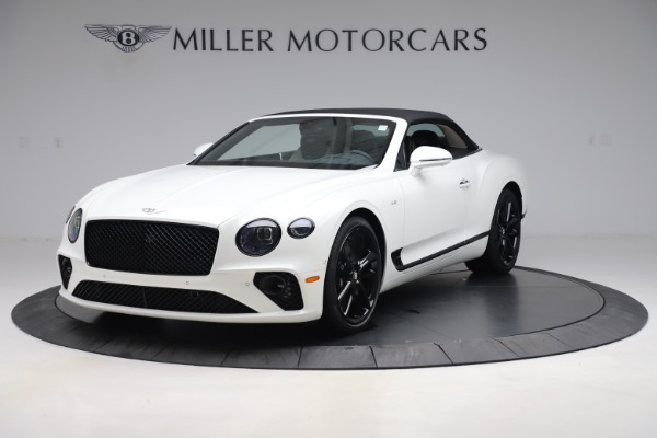 Used 2020 Bentley Continental GTC V8 for sale $277,915 at Rolls-Royce Motor Cars Greenwich in Greenwich CT 06830 8