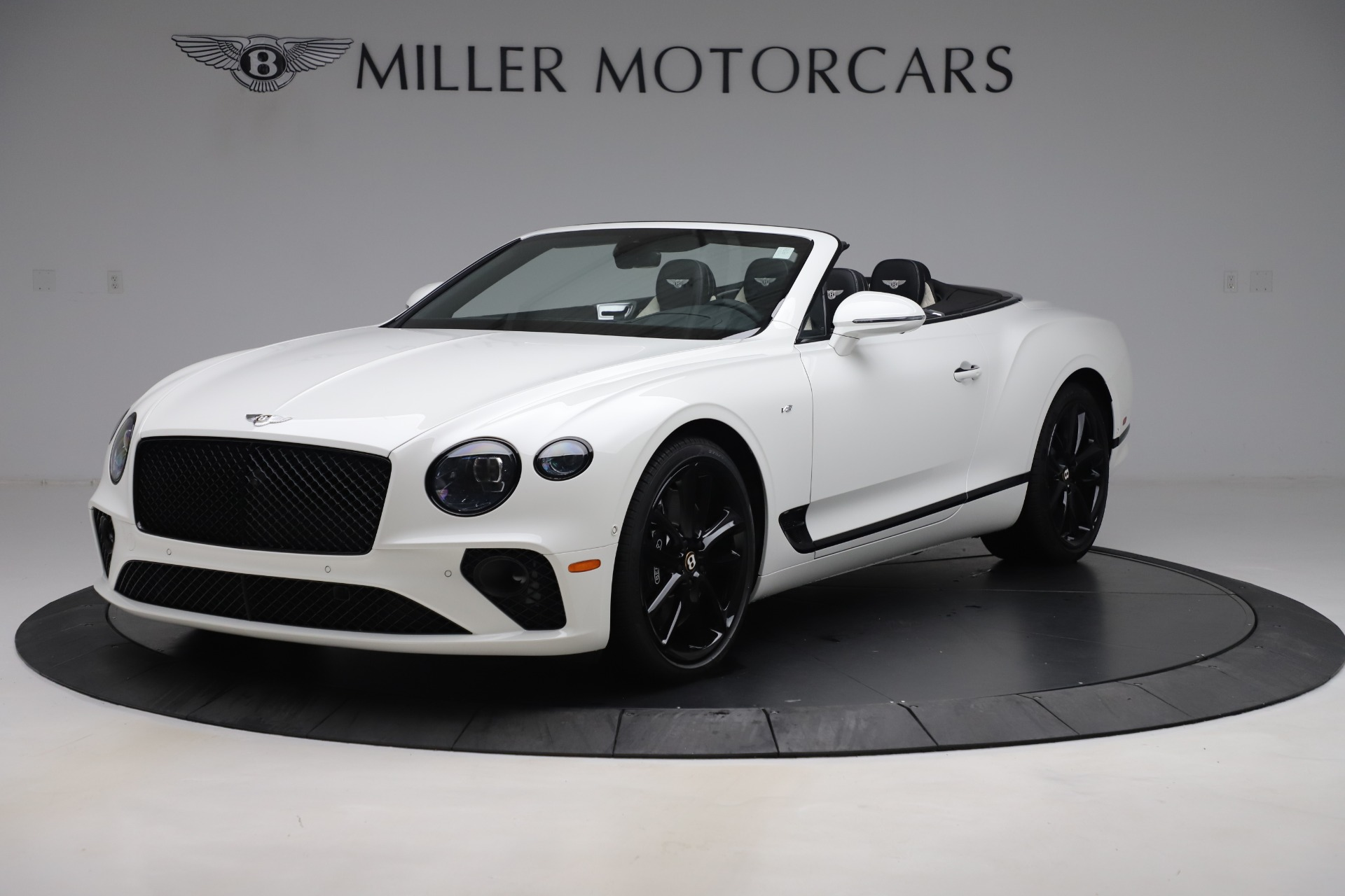 Used 2020 Bentley Continental GTC V8 for sale $277,915 at Rolls-Royce Motor Cars Greenwich in Greenwich CT 06830 1