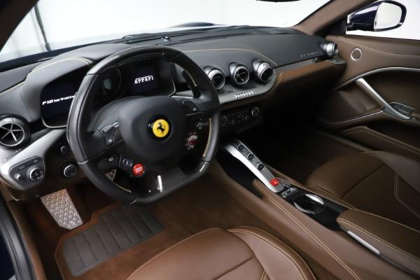 Used 2017 Ferrari F12 Berlinetta for sale $269,900 at Rolls-Royce Motor Cars Greenwich in Greenwich CT 06830 13