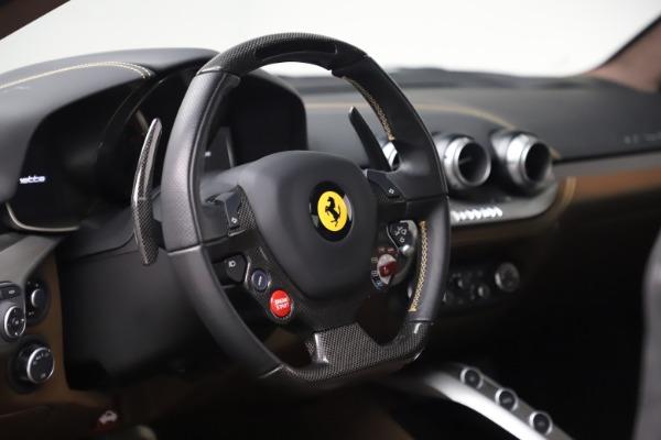Used 2017 Ferrari F12 Berlinetta for sale $269,900 at Rolls-Royce Motor Cars Greenwich in Greenwich CT 06830 23