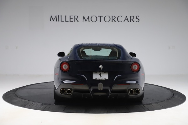 Used 2017 Ferrari F12 Berlinetta for sale $269,900 at Rolls-Royce Motor Cars Greenwich in Greenwich CT 06830 6