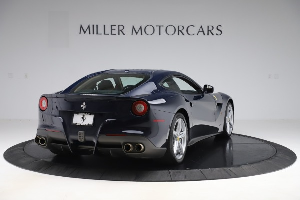 Used 2017 Ferrari F12 Berlinetta for sale $269,900 at Rolls-Royce Motor Cars Greenwich in Greenwich CT 06830 7
