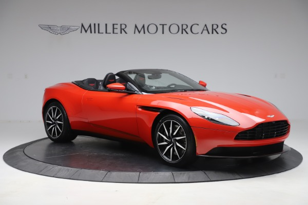New 2020 Aston Martin DB11 Volante Convertible for sale $254,531 at Rolls-Royce Motor Cars Greenwich in Greenwich CT 06830 10
