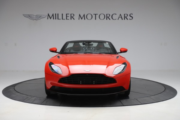 New 2020 Aston Martin DB11 Volante Convertible for sale $254,531 at Rolls-Royce Motor Cars Greenwich in Greenwich CT 06830 11