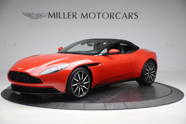 New 2020 Aston Martin DB11 Volante Convertible for sale $254,531 at Rolls-Royce Motor Cars Greenwich in Greenwich CT 06830 12