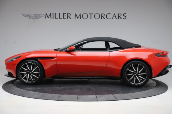 New 2020 Aston Martin DB11 Volante Convertible for sale $254,531 at Rolls-Royce Motor Cars Greenwich in Greenwich CT 06830 13