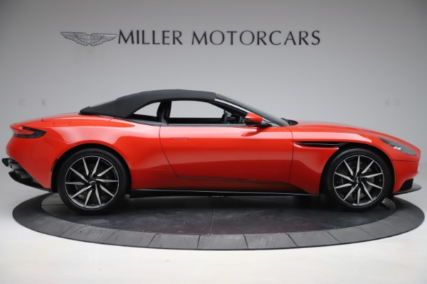 New 2020 Aston Martin DB11 Volante Convertible for sale $254,531 at Rolls-Royce Motor Cars Greenwich in Greenwich CT 06830 14