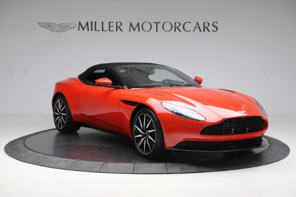 New 2020 Aston Martin DB11 Volante Convertible for sale $254,531 at Rolls-Royce Motor Cars Greenwich in Greenwich CT 06830 15