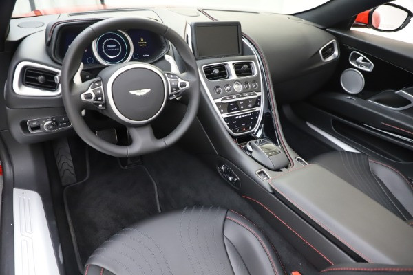 New 2020 Aston Martin DB11 Volante Convertible for sale $254,531 at Rolls-Royce Motor Cars Greenwich in Greenwich CT 06830 17