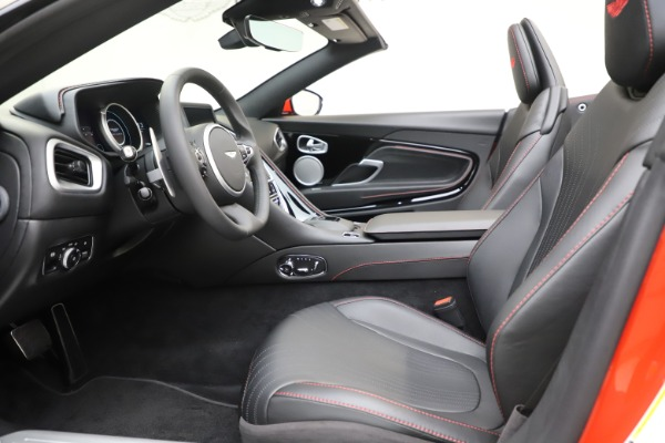New 2020 Aston Martin DB11 Volante Convertible for sale $254,531 at Rolls-Royce Motor Cars Greenwich in Greenwich CT 06830 18