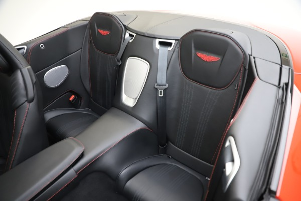 New 2020 Aston Martin DB11 Volante Convertible for sale $254,531 at Rolls-Royce Motor Cars Greenwich in Greenwich CT 06830 19