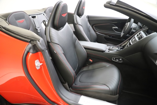 New 2020 Aston Martin DB11 Volante Convertible for sale $254,531 at Rolls-Royce Motor Cars Greenwich in Greenwich CT 06830 20
