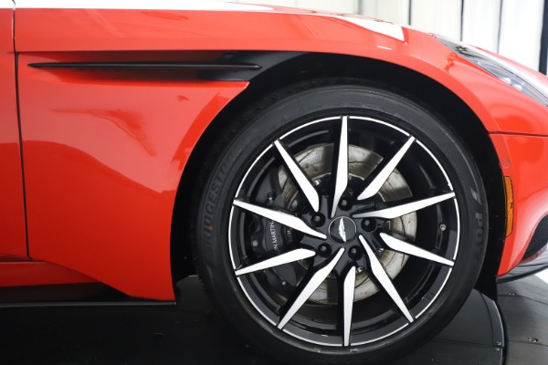 New 2020 Aston Martin DB11 Volante Convertible for sale $254,531 at Rolls-Royce Motor Cars Greenwich in Greenwich CT 06830 22