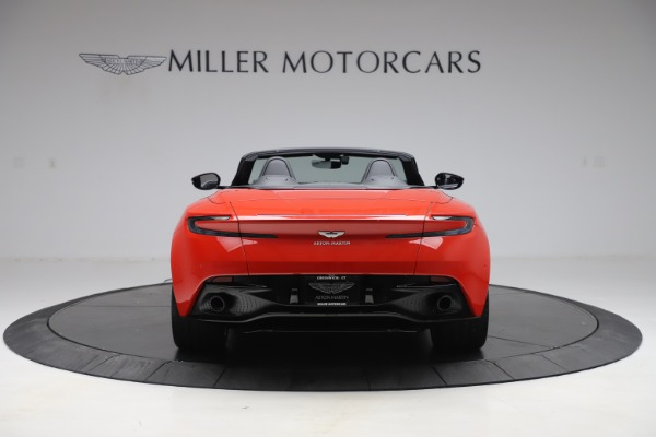 New 2020 Aston Martin DB11 Volante Convertible for sale $254,531 at Rolls-Royce Motor Cars Greenwich in Greenwich CT 06830 5