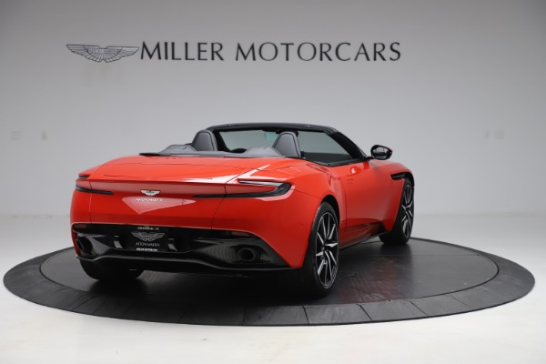 New 2020 Aston Martin DB11 Volante Convertible for sale $254,531 at Rolls-Royce Motor Cars Greenwich in Greenwich CT 06830 6