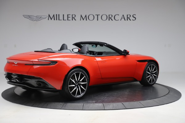 New 2020 Aston Martin DB11 Volante Convertible for sale $254,531 at Rolls-Royce Motor Cars Greenwich in Greenwich CT 06830 7