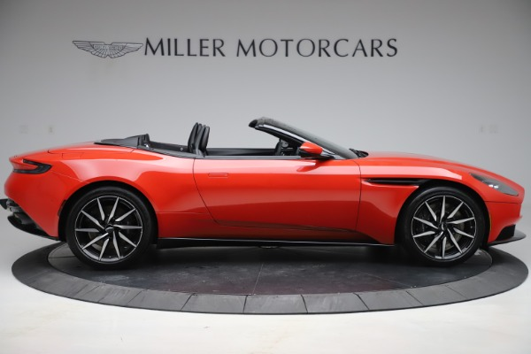 New 2020 Aston Martin DB11 Volante Convertible for sale $254,531 at Rolls-Royce Motor Cars Greenwich in Greenwich CT 06830 8