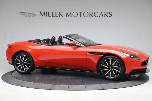New 2020 Aston Martin DB11 Volante Convertible for sale $254,531 at Rolls-Royce Motor Cars Greenwich in Greenwich CT 06830 9