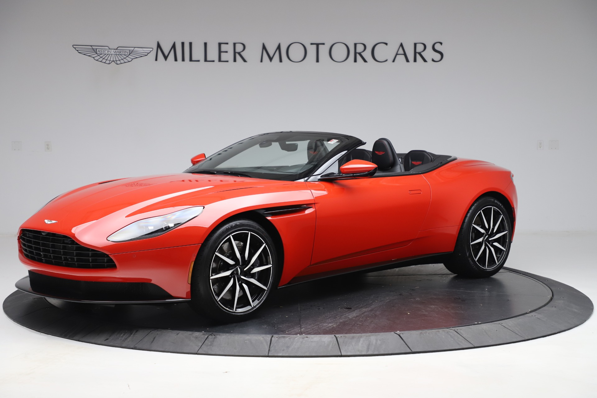 New 2020 Aston Martin DB11 Volante Convertible for sale $254,531 at Rolls-Royce Motor Cars Greenwich in Greenwich CT 06830 1