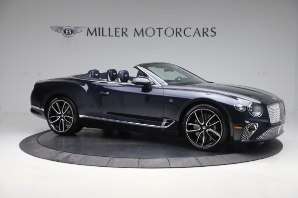 New 2020 Bentley Continental GTC V8 for sale Sold at Rolls-Royce Motor Cars Greenwich in Greenwich CT 06830 11
