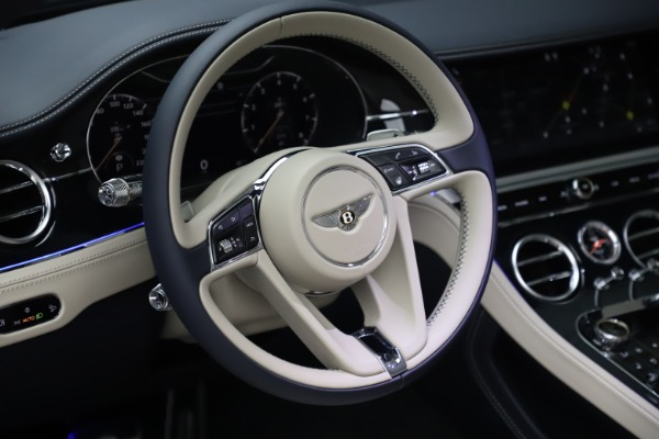 New 2020 Bentley Continental GTC V8 for sale Sold at Rolls-Royce Motor Cars Greenwich in Greenwich CT 06830 20