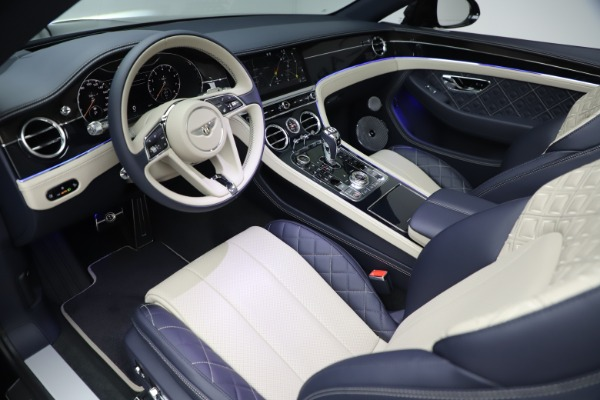 New 2020 Bentley Continental GTC V8 for sale Sold at Rolls-Royce Motor Cars Greenwich in Greenwich CT 06830 21