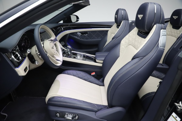 New 2020 Bentley Continental GTC V8 for sale Sold at Rolls-Royce Motor Cars Greenwich in Greenwich CT 06830 22