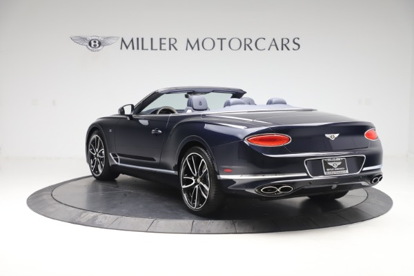 New 2020 Bentley Continental GTC V8 for sale Sold at Rolls-Royce Motor Cars Greenwich in Greenwich CT 06830 5