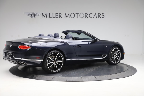 New 2020 Bentley Continental GTC V8 for sale Sold at Rolls-Royce Motor Cars Greenwich in Greenwich CT 06830 9