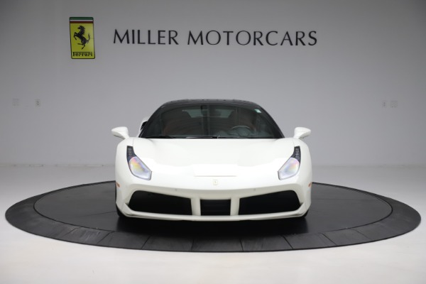 Used 2016 Ferrari 488 GTB for sale Sold at Rolls-Royce Motor Cars Greenwich in Greenwich CT 06830 12