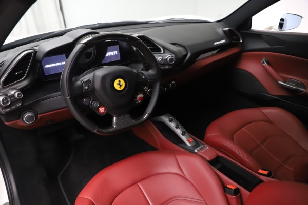 Used 2016 Ferrari 488 GTB for sale $208,900 at Rolls-Royce Motor Cars Greenwich in Greenwich CT 06830 13
