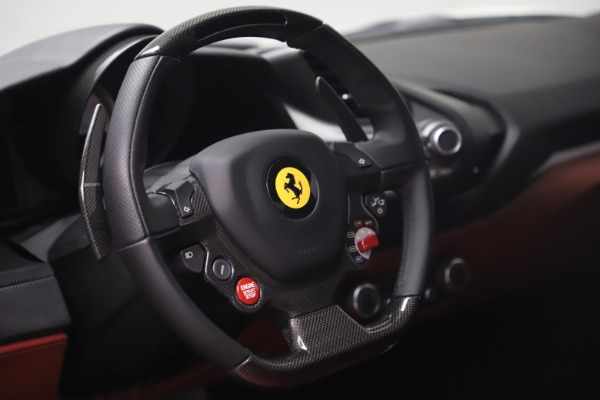 Used 2016 Ferrari 488 GTB for sale $208,900 at Rolls-Royce Motor Cars Greenwich in Greenwich CT 06830 17