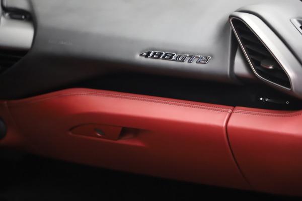 Used 2016 Ferrari 488 GTB for sale $208,900 at Rolls-Royce Motor Cars Greenwich in Greenwich CT 06830 22