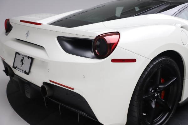 Used 2016 Ferrari 488 GTB for sale Sold at Rolls-Royce Motor Cars Greenwich in Greenwich CT 06830 25