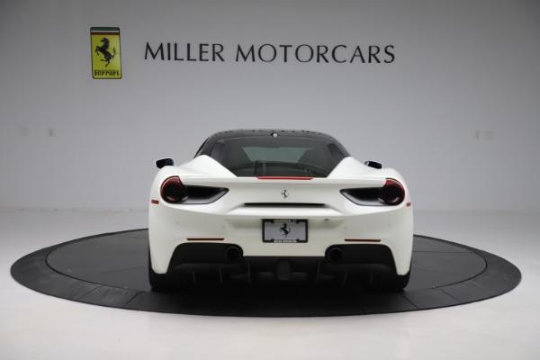Used 2016 Ferrari 488 GTB for sale $208,900 at Rolls-Royce Motor Cars Greenwich in Greenwich CT 06830 6