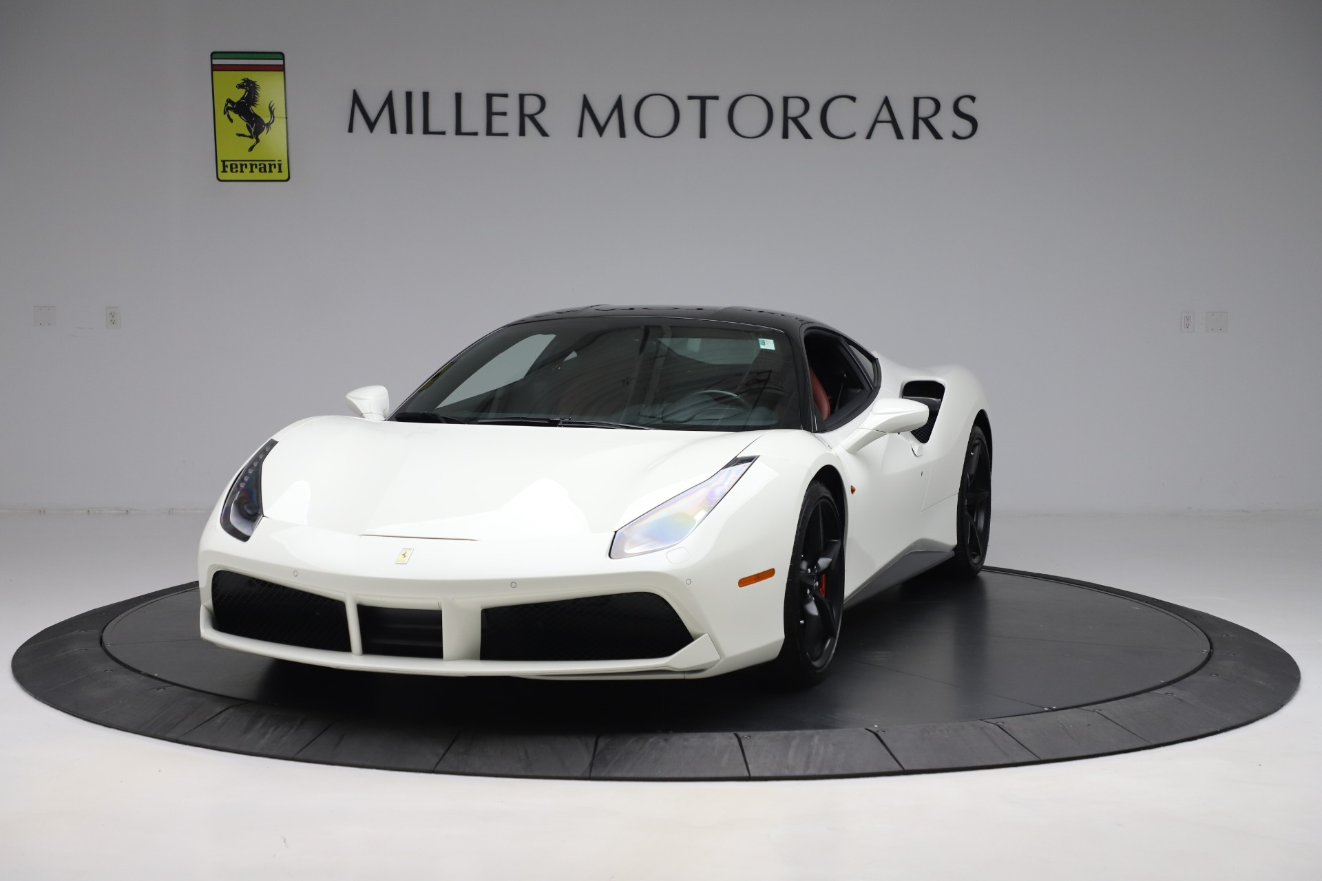 Used 2016 Ferrari 488 GTB for sale Sold at Rolls-Royce Motor Cars Greenwich in Greenwich CT 06830 1